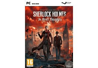 Sherlock Holmes - The Devil's Daughter | PC