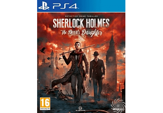 Sherlock Holmes - The Devil's Daughter | PlayStation 4