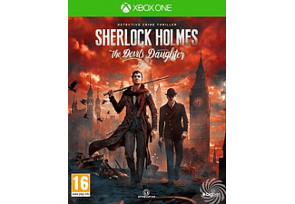 Sherlock Holmes - The Devil's Daughter | Xbox One