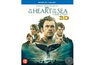 In The Heart Of The Sea (3D) | Blu-ray