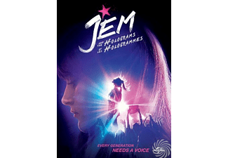Jem And The Holograms | DVD