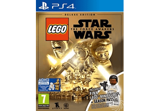 LEGO Star Wars: The Force Awakens (Deluxe Edition) | PlayStation 4