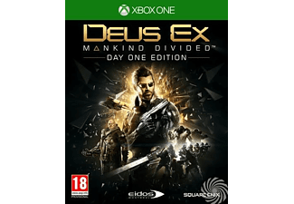 Deus Ex - Mankind Divided (Day One Edition) | Xbox One