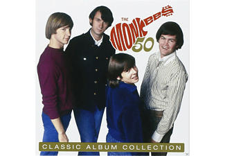 The Monkees - Classic Album Collection (CD)