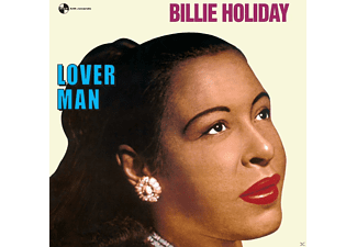 Billie Holiday - Lover Man (180g Vinyl) - (Vinyl)