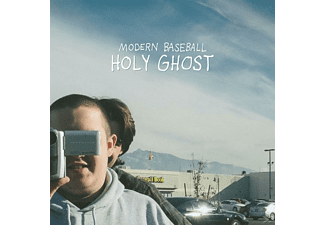 Modern Baseball - Holy Ghost - (CD)