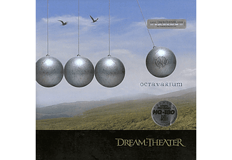Dream Theater Octavarium Βινύλιο
