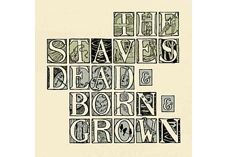 The Staves Dead & Born & Grown CD