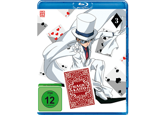 Magic Kaito: Kid the Phantom Thief - Vol.3 [Blu-ray]