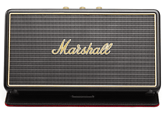 MARSHALL Stockwell + Case Zwart