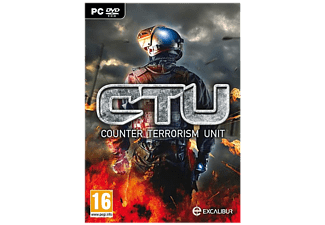 CTU: Counter Terrorism Unit PC