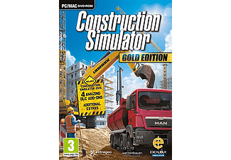 Construction Simulator 2015 Gold PC