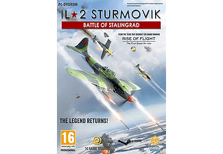 IL-2 Sturmovik - Battle of Stalingrad PC