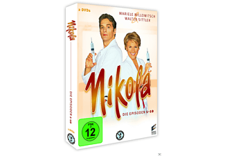 Nikola - Season 1 - (DVD)