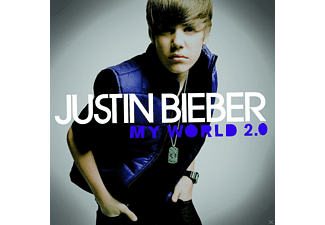 Justin Bieber - My World 2.0 - (Vinyl)
