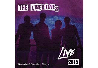 The Libertines - Live At The 02 Academy Glasgow 2015 | CD