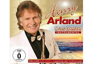 Henry Arland - Das Beste Instrumental-Delux [CD + DVD Video]