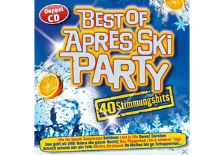 VARIOUS - Best Of Apres-Ski-Party - (CD)
