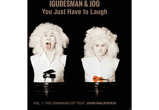 Igudesman & Joo - You Just Have To Laugh - (CD)