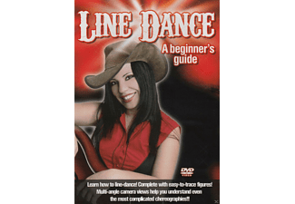 Line Dance: A Beginner S Guide - (DVD)
