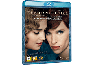 The Danish Girl Drama Blu-ray