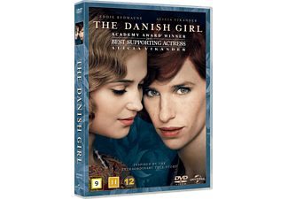 The Danish Girl Drama DVD