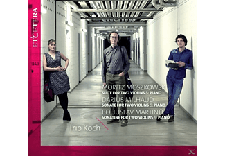 Trio Koch - Trio Koch [CD]