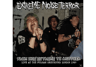Extreme Noise Terror - From One Extreme To Another: Live A - (Vinyl)