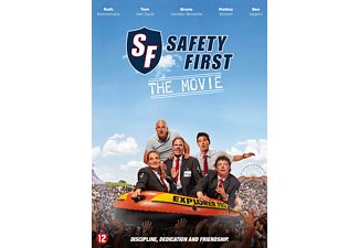 Safety First | DVD