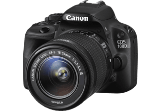 CANON EOS 100D Kit 18-55mm DC III