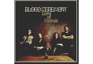 Blood Ceremony - Lord Of Misrule (Red) - (Vinyl)