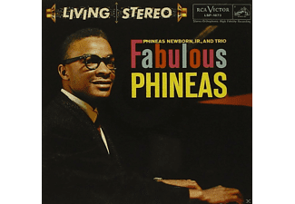 Phineas Newborn, Jr. - Fabulous Phineas - (CD)