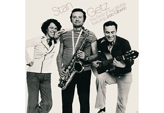 Stan Getz - The Best Of Two Worlds [CD]