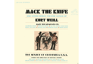 Sextet Of Orchestra - Mack The Knife And Other Songs Of Kurt Weill - (CD)