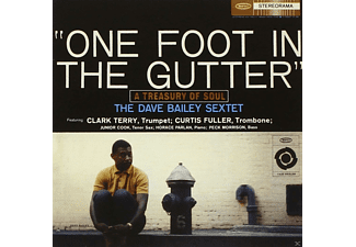 The Dave Bailey Sextet - One Foot In The Gutter [CD]