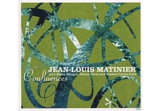Jean-louis Matinier - Confluences - (CD)