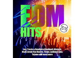 VARIOUS - Edm Hits 2016 [CD]
