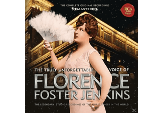 Florence Foster Jenkins - Florence Foster Jenkins (Remastered) [CD]
