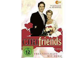 Girl Friends - Die Komplette 4. Staffel - (DVD)