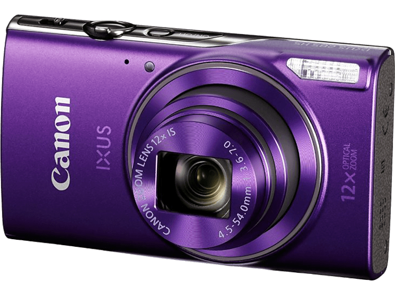 CANON IXUS 285 HS Kit Purple μαζί με θήκη & κάρτα μνήμης 8GB hobby   φωτογραφία φωτογραφικές μηχανές compact cameras