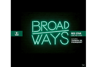 Red Star Orchestra Feat. Thomas de Pourquery - Broadways - (CD)