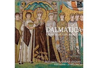 Katarina Livljanic, Josko Caleta - Dalmatica: Chants Of The Adriatic - (CD)