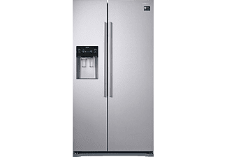SAMSUNG RS53K4400SA/EG Side-by-Side (420 kWh/Jahr, A+, 1789 mm hoch, Edelstahl)
