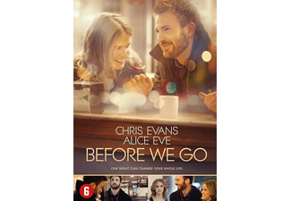 Before We Go | DVD