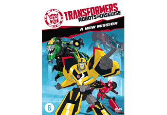Transformers Robots In Disguise - Seizoen 1 | DVD