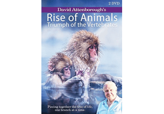 Rise Of Animals With David Attenborough | DVD