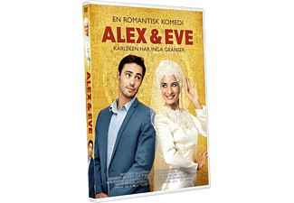 Alex & Eve  DVD