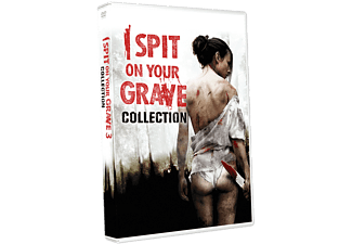 I Spit on your Grave 1-3 Skräck DVD