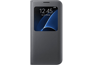 SAMSUNG S-View Cover Galaxy S7 Edge - Svart