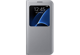 SAMSUNG S-View Cover Galaxy S7 - Silver